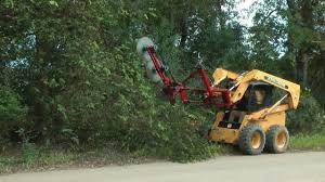 For Sale Trailblazer Tree Trimmer Attachment For Skid Steer Youtube
