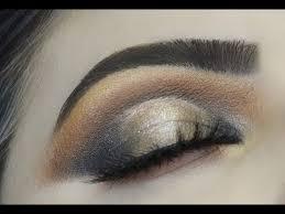 brown halo eyes makeup tutorial urdu