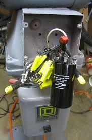 3 phase motor static phase converter