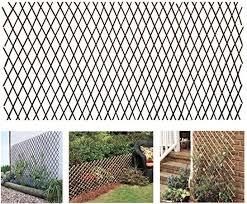 expandable garden trellis plant