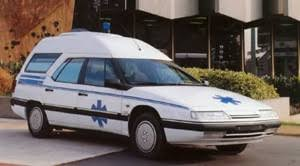 Citroën XM Ambulances