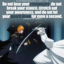 quotes from bleach quotesgram