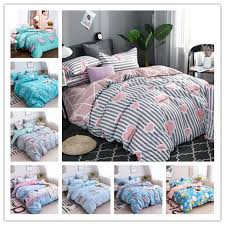 3d modern style bedding sets colorful