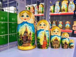 Búp bê Nga Matryoshka nhiều mẫu đẹp- Shophangnga.net - Mua sắm ...