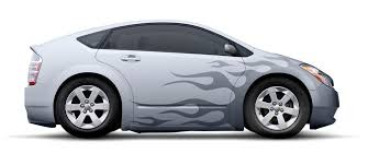 Part I How To Add Flaming Decals To A Modern Car Design