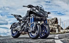 تحميل خلفيات ياماها نكين 4k Hdr 2019 الدراجات Superbikes