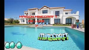 minecraft maison de luxe you