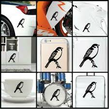 Laptop Car Iphone Vinyl Decal Sticker For Wall Ipad Sparrow On Branch Pictureplacephotography Com Ng