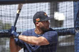 Astros' Josh Reddick eager for spring debut; Abraham Toro scratched with  pink eye - HoustonChronicle.com