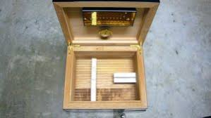 how to make a humidor the easy way