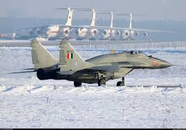mikoyan mig 29 indian air force hd