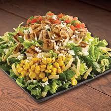 grilled en salad no dressing