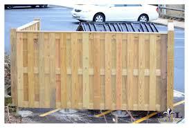 L L Inc Wooden Dumpster Enclosure Saddle Brooke Apartments Cockeysville Md Baltimore Dc Northern Va Saddlebrook