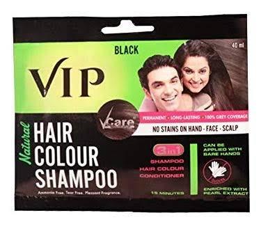VIP hair color