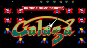 arcade game series galaga gameplay in