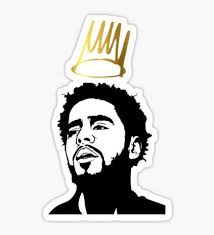 J Cole Stickers J Cole Tumblr Stickers Stickers
