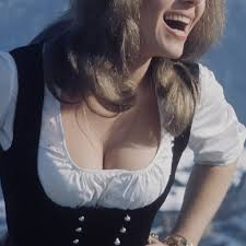 "Actress, Ingrid Pitt - Re: Motion Picture ""Where Eagles Dare"" - Loomis Dean  — Google Arts & Culture"