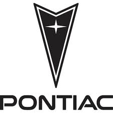 Pontiac Decal Sticker Pontiac Logo Decal Thriftysigns