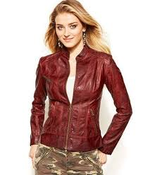 guess faux leather jacket love this