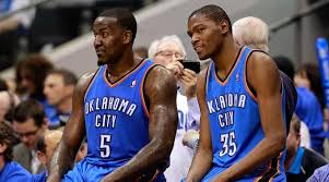 Brooklyn Nets F Kevin Durant goes at Kendrick Perkins on Twitter