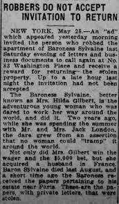 Hilda Gilbert Sylvaine - Newspapers.com