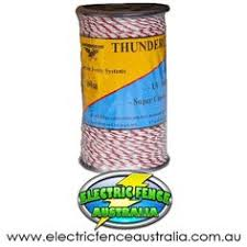 30 Fencing Wire Braid And Tape Ideas Poly Rope Electric Fence Fence