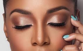 step guide to eye makeup for dark skin