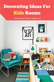Decorating Ideas For Kids Rooms In 2020 Neutral Kids Room Kids Room Design Modern Kids Room