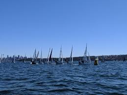 Cherub NSW State Titles — Vaucluse Amateur 12 foot Sailing Club