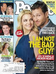 Juan Pablo Galavis & Nikki Ferrell (The Bachelor) - March 24, 2014 ...