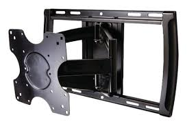 omnimount full motion tv wall mount for