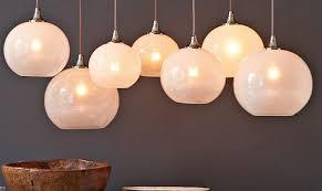 pendant lighting with futuristic style