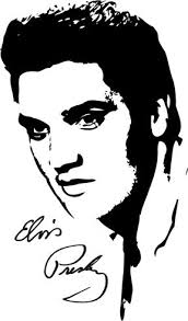 Elvis Presley Vinyl Wall Art Decal Sold By International Expressions On Storenvy