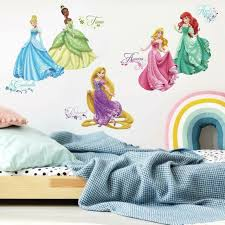 Roommates Disney Princess Royal Debut Peel And Stick Wall Decals For Sale Online Ebay