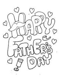 free printable father s day coloring