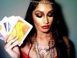 gypsy hallloween makeup ideas 2 red