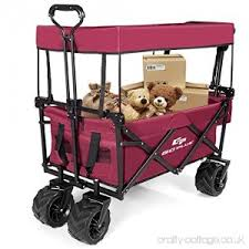 casart foldable wagon trolley