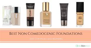 best oil free non edogenic makeup
