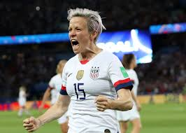 World Cup: Megan Rapinoe's two goals lead US past France