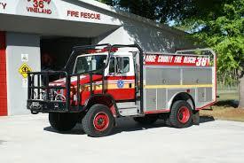 FL, Orange County Fire Department Brush ...