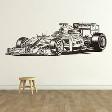 Wall Sticker Formula 1 Muraldecal Com