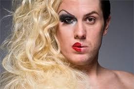 Fascinating Photos Of Drag Queens In Half Drag   BoredBug