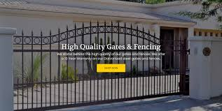 Wrought Iron Steel Driveway Gates Fence Electric Gates Amazing Gates