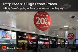 duty free s v high steet which
