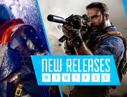 Game Releases On Switch, PS4, Xbox One ...