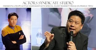 Sci-Fi Acting Workshop — Actors Syndicate Studio