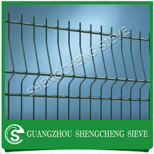Security Triangle Fence Welded Bend Fence Panel Yard Guard Wire Mesh Fence China Suppliers 2342384