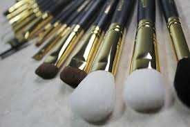 review smith makeup brushes klairedelys