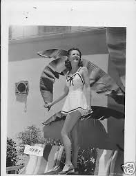 Wendy Barrie busty leggy VINTAGE Photo | eBay