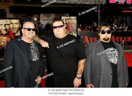Rick Harrison, Corey Harrison and Austin Chum Lee Russell of Pawn ...